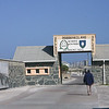 Robben Island : Robben Island, where Nelson Mandela and many other political prisoners were held during apartheid. Due to a strike, we had rescheduled our trip to Robben Island.  Looking out from our hotel, the seas are very rough and we are doubtful about our departure.  By the time we got over to Waterfront, it was a calm and beautiful day.