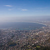 Table Mountain : We had a beautiful afternoon to go up Table Mountain.  On cloudy days, the clouds form a tablecloth over the mountain and restrict the views.  There can also be a lot of wind that can quickly shut down the cable car.  If you are on the mountain and hear a siren, you better get back to the cable car or else you will be walking down or spending the night.