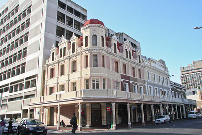 Cape Town Long Street and Waterfront