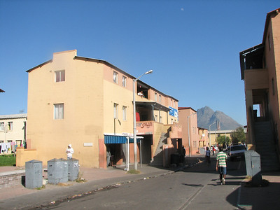 Cape Town Townships Visit