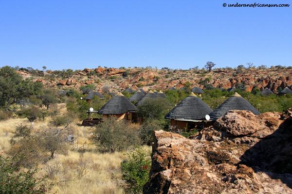 Leokwe Rest Camp